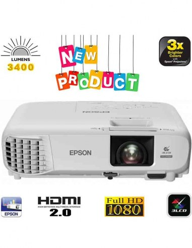 EPSON EB-U05 Full HD 1080P 2x HDMI